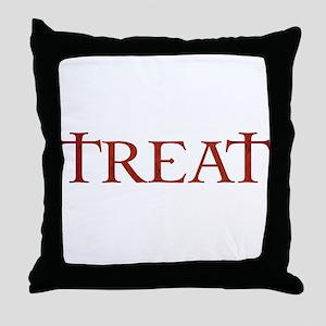 Celtic Treat Throw Pillow