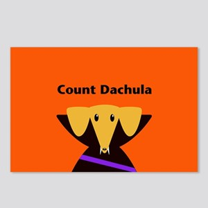 Count Dachula Postcards (Package of 8)