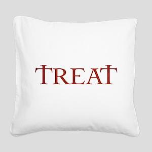Celtic Treat Square Canvas Pillow