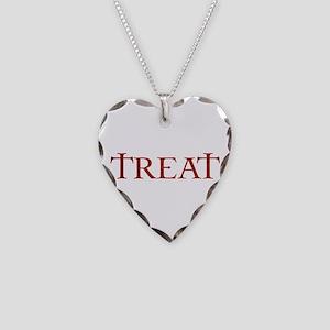 Celtic Treat Necklace Heart Charm