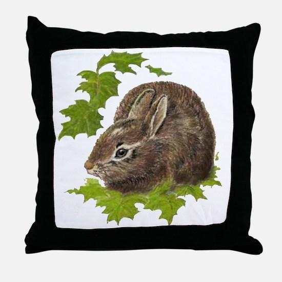 Cute Little Bunny Rabbit Pet Animal Watercolor Thr