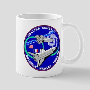 STS-93 Columbia Mug