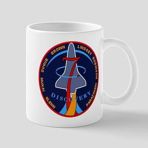 STS-95 Discovery Mug