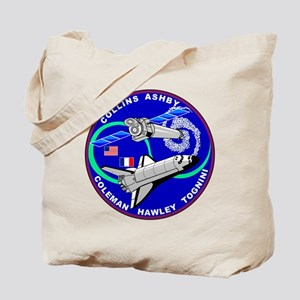 STS-93 Columbia Tote Bag