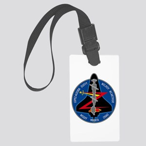STS-92 Discovery Large Luggage Tag