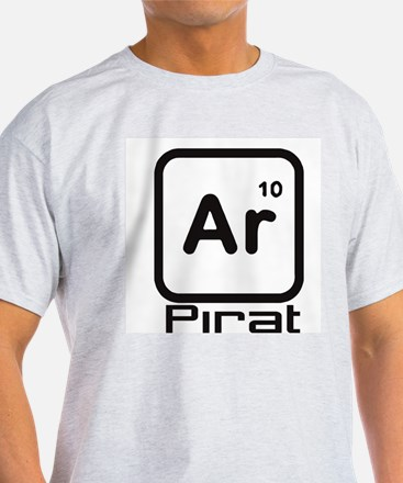 Pirate Periodic Table T-Shirt