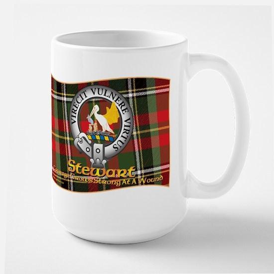 Stewart of Galloway Clan Mugs