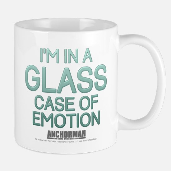 Glass Case Of Emotion Mug