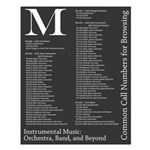 M: Orchestra And Band Poster