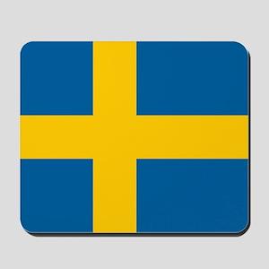 Swedish Flag Mousepad