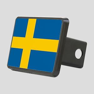 Swedish Flag Hitch Cover