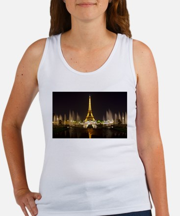 A Night In Paris Tank Top