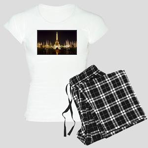 A Night In Paris Pajamas