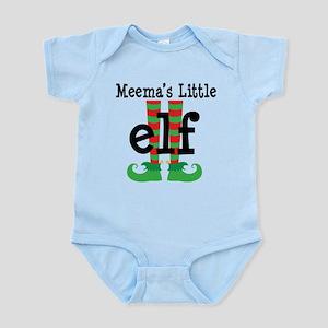 Meema's Little Elf Infant Bodysuit