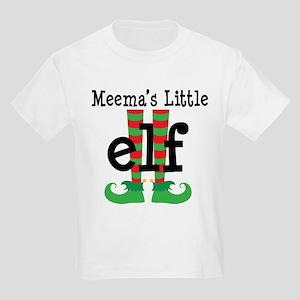 Meema's Little Elf Kids Light T-Shirt