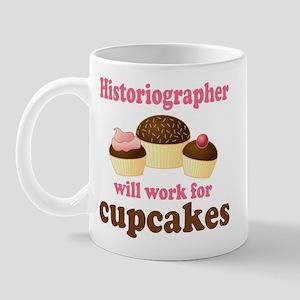 Funny Historiographer Mug
