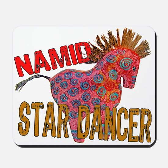 Totem Pony Namid the Star Dancer Mousepad