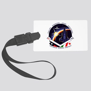 STS-100 Endeavour Large Luggage Tag