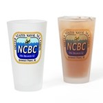 ncbclogobig Drinking Glass