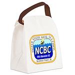 ncbclogobig Canvas Lunch Bag