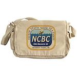 ncbclogobig Messenger Bag