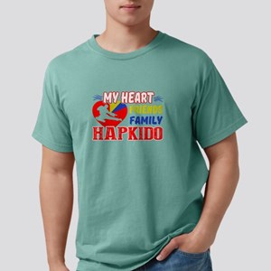 Hapkido Shirt - Heart Friends Family Hapk T-Shirt