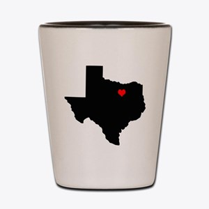 Home State - Texas Shot Glass