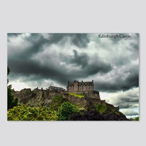 Edinburgh Castle Postcards (Package of 8)