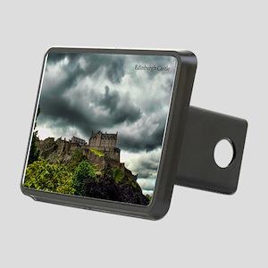 Edinburgh Castle Rectangular Hitch Cover