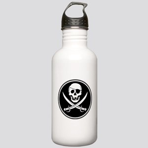 Pirate Logo Stainless Water Bottle 1.0L