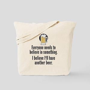 Beer Believe - Tote Bag