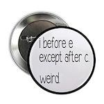 Weird Spelling Rule I Before E 2.25