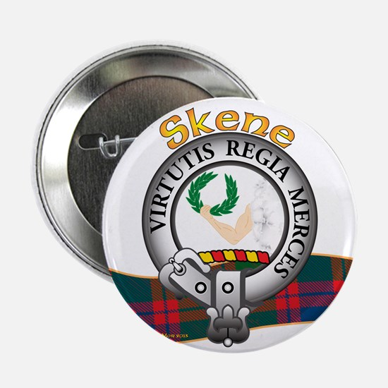 "Skene Clan 2.25"" Button"
