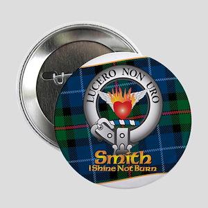 """Smith Clan 2.25"""" Button"""