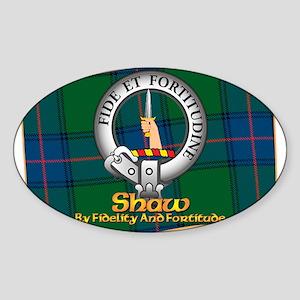 Shaw Clan Sticker