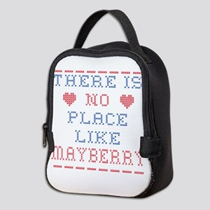 No place like Mayberry Neoprene Lunch Bag