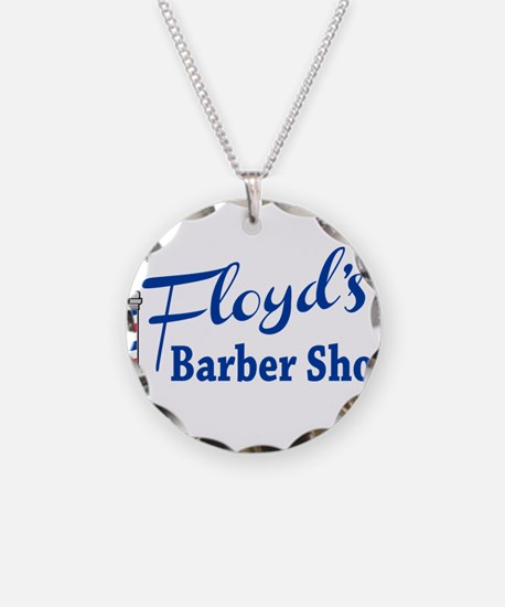 Floyds Barbershop Necklace