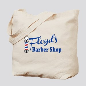 Floyds Barbershop Tote Bag