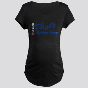 Floyds Barbershop Maternity T-Shirt