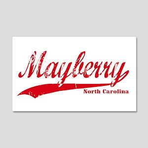 Mayberry North Carolina Wall Decal