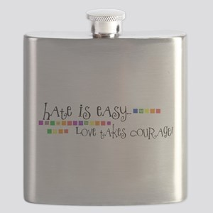 Hate is Easy... Flask