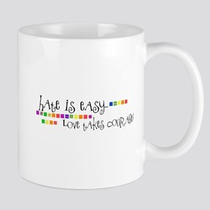 Hate is Easy... Mugs