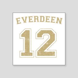"""Everdeen 12 Square Sticker 3"""" x 3"""""""