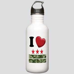 I love DC Stainless Water Bottle 1.0L