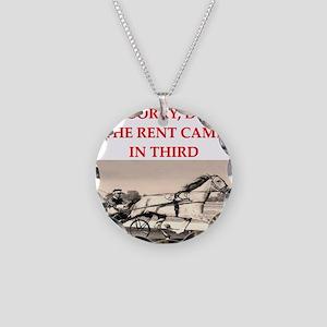 1RACE2 Necklace