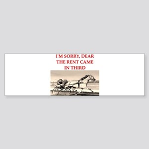 1RACE2 Bumper Sticker