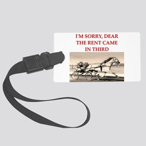 1RACE2 Luggage Tag