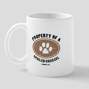 Chusse dog Mug