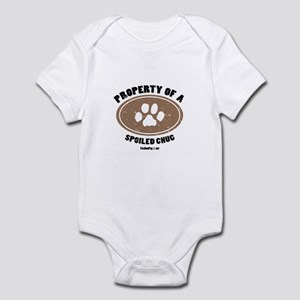Chug dog Infant Bodysuit