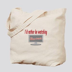 Rather Be Watching Brady Bunch Tote Bag